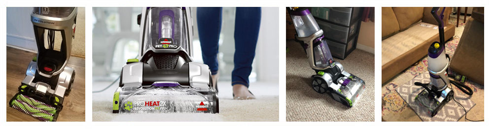 BISSELLProHeat Revolution MAX Carpet Cleaner