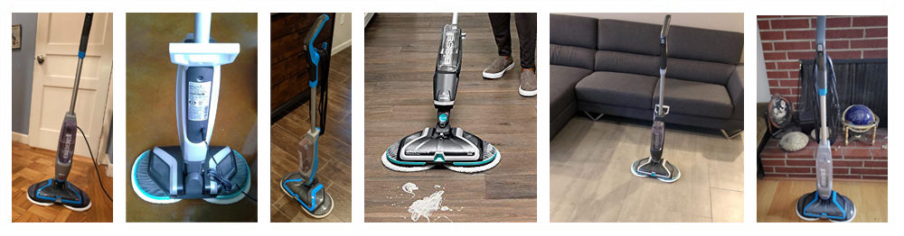Cordless Mop Cleaner