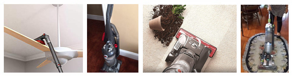 Vacuums with Attachments