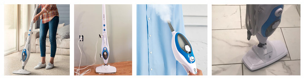 ThermaPro Steam Mop Cleaner