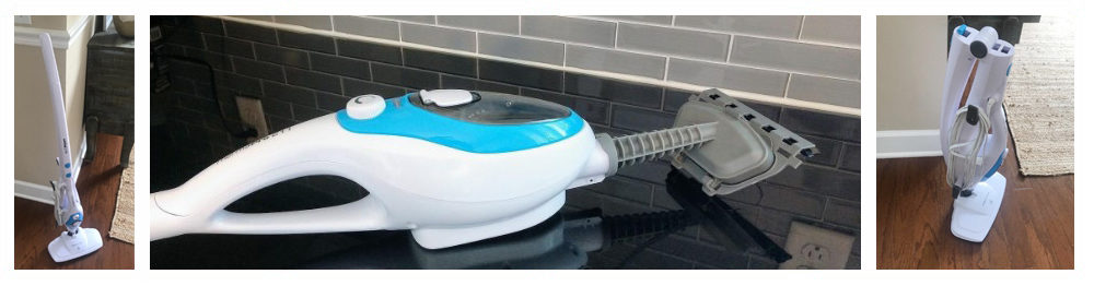 Steam Mops With Handheld Steamers