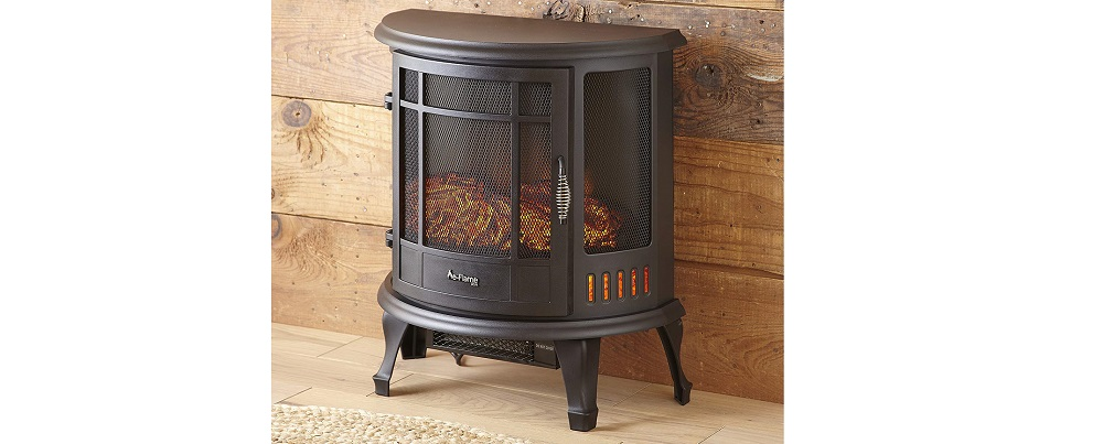 e-Flame Free Standing Electric Fireplace