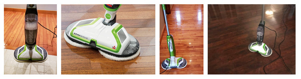 Floor Mop and Cleaner