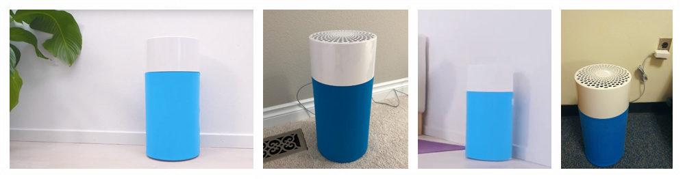 Blue Pure Air Purifier