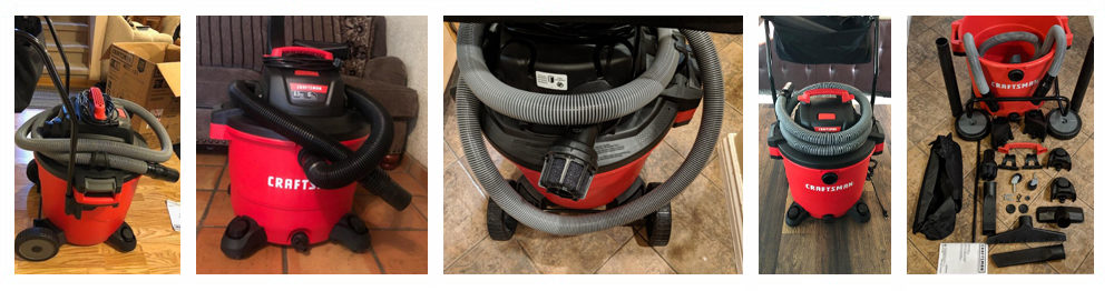 Wet-Dry Vacuums For Home