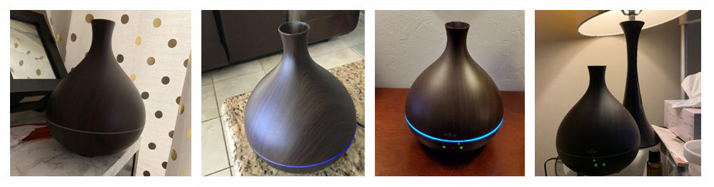 Cool Mist Humidifier with Oils