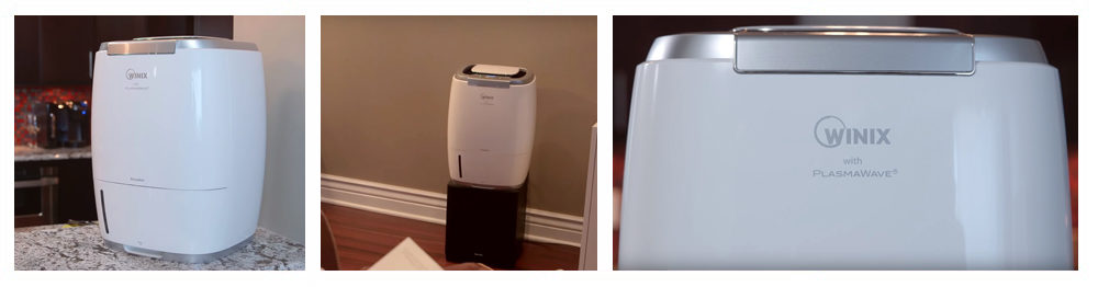 Humidifier with Plasmawave