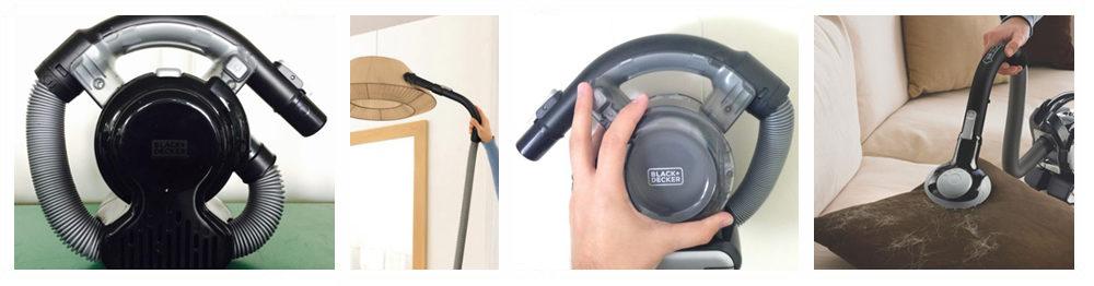 Best Handheld Vacuum with Brush