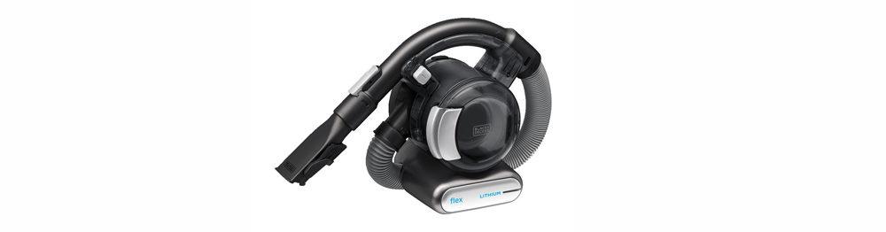 BLACK+DECKER MAX Flex Handheld Vacuum