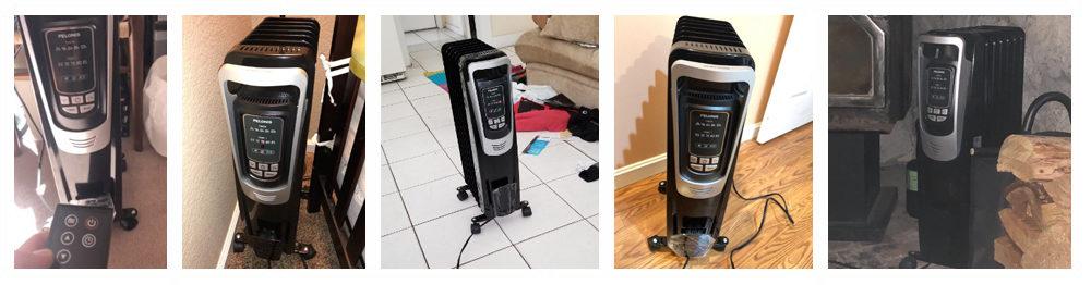 Timer Heater