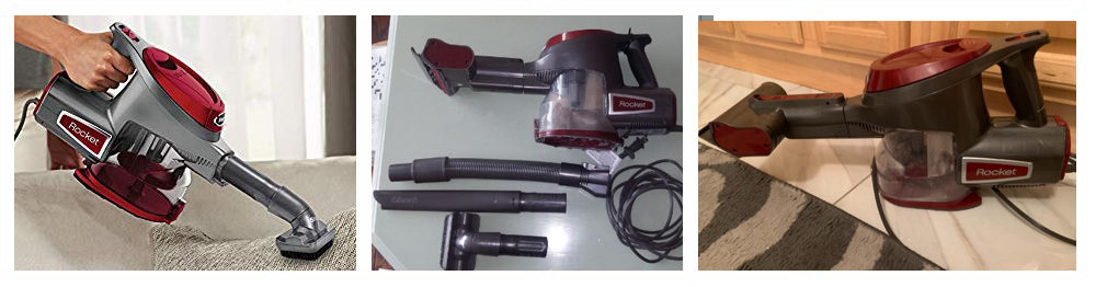 Vacuums with Attachment
