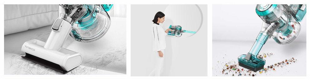 Cordless Vacuum Cleaner with Brush