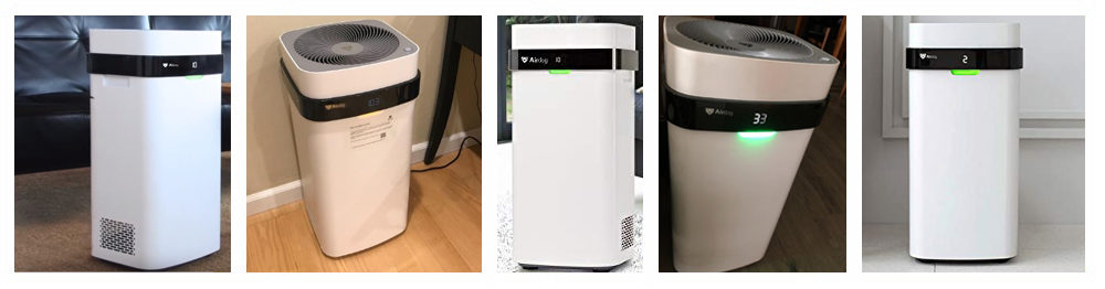 Air Purifiers for Home with Washable Filters