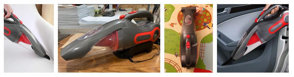 Dibea Handheld Vacuum
