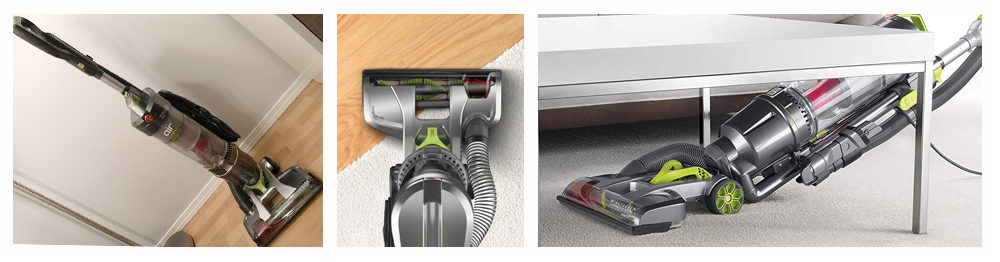 Upright Vacuums With Attachments