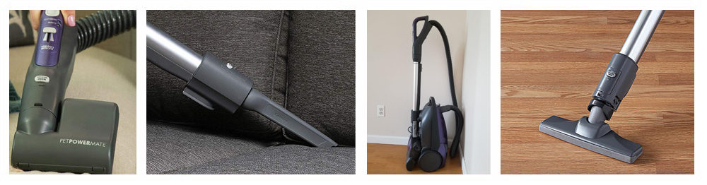 Canister Vacuums With Bags