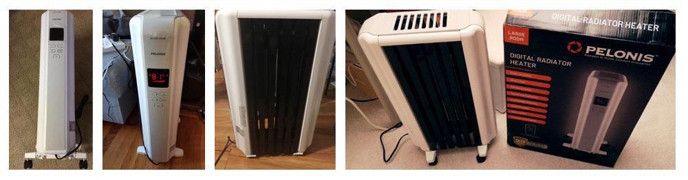 Portable Oil Heater
