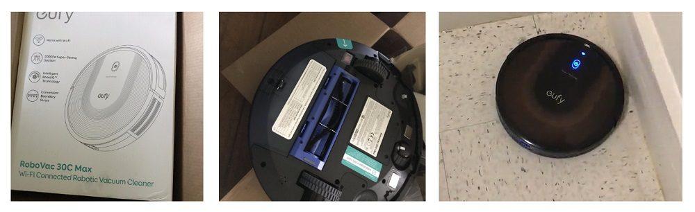 Eufy 30C MAX Robotic Vacuum