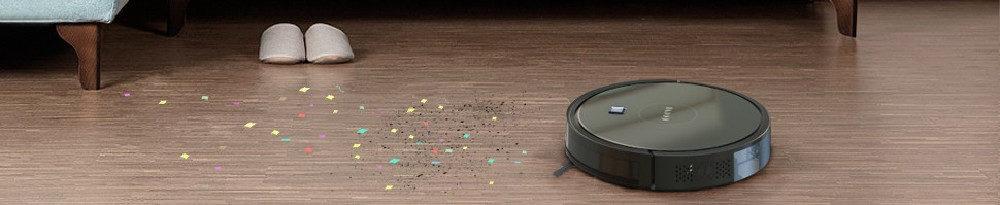 GOOVI Robotic Vacuum Cleaner