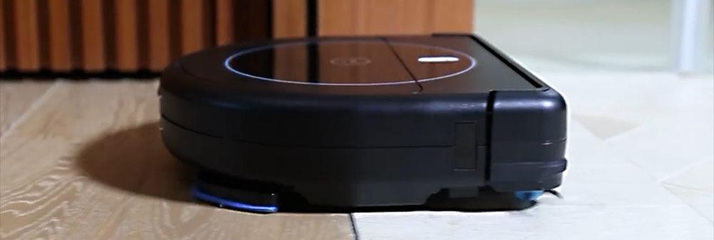 HOBOT LEGEE-669 Vacuum Mop Robot Review