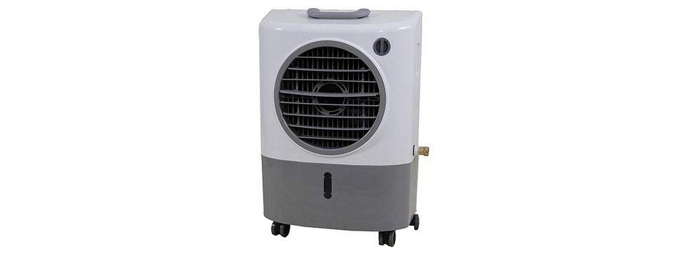 Honeywell vs. Hessaire Products: Portable Evaporative Cooler Comparison
