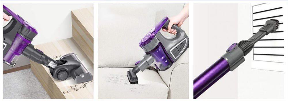 Housmile Cordless Stick Vacuum Cleaner