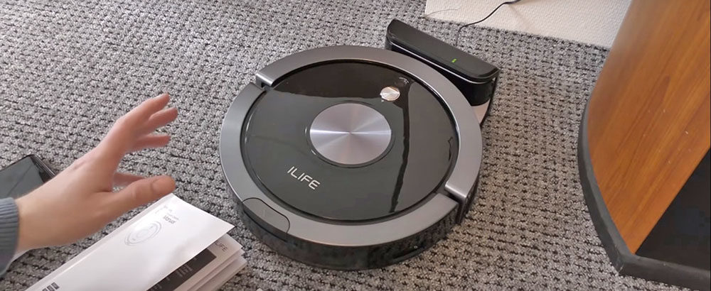 ILIFE A9s Robot Vacuum Cleaner Review
