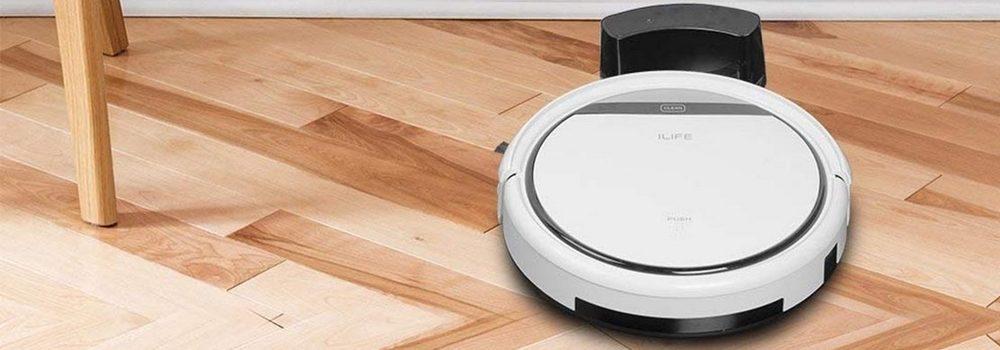 ILIFE V3s Pro vs. V4: Robot Vacuum Cleaner Comparison