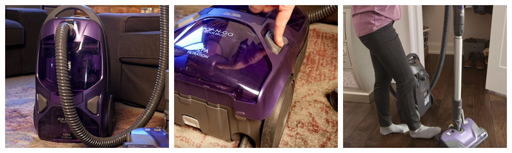 Kenmore 600 Canister Vacuum