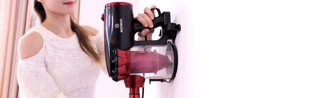 MOOSOO Stick Vacuum