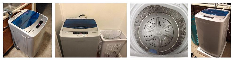 Panda PAN56MGW2 Washing Machine