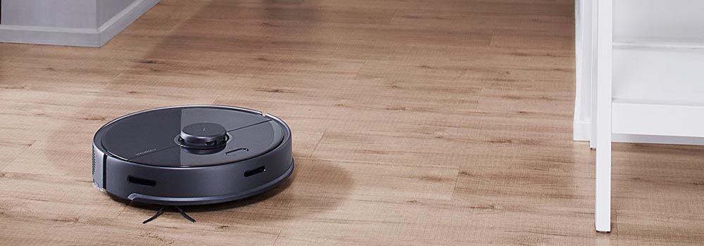 Roborock S5 Max Robotic Vacuum and Mop Cleaner