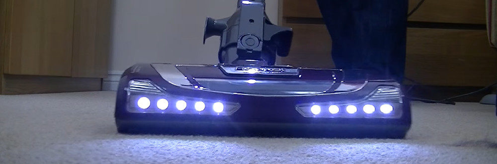Upright Corded Stick Vacuum