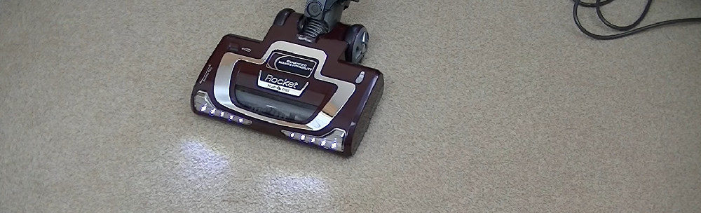 Shark Rocket DeluxePro Stick Vacuum