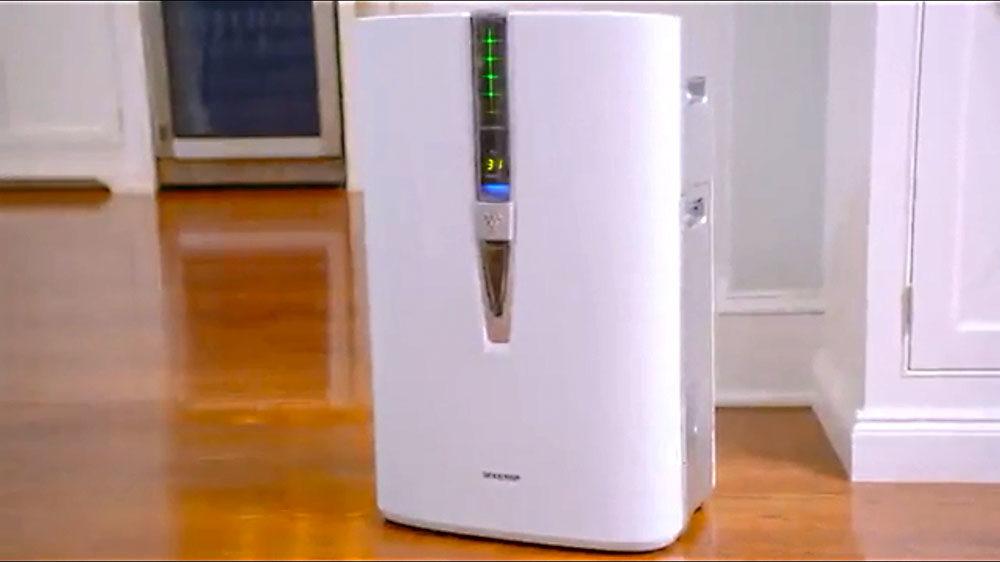 Sharp FPF60UW Air Purifier Review