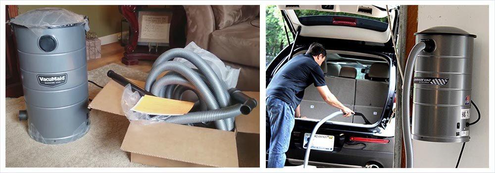 VacuMaid GV30 Garage Vacuum