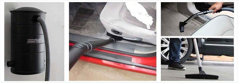 VacuMaid GV50 Garage Vacuum
