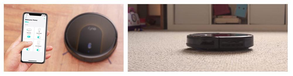 Eufy RoboVac 30C vs. iRobot Roomba 614