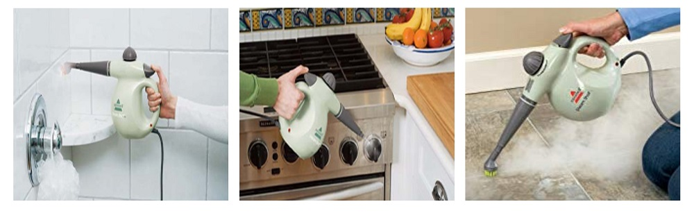 Bissell Steam Shot Deluxe Hard-Surface Cleaner