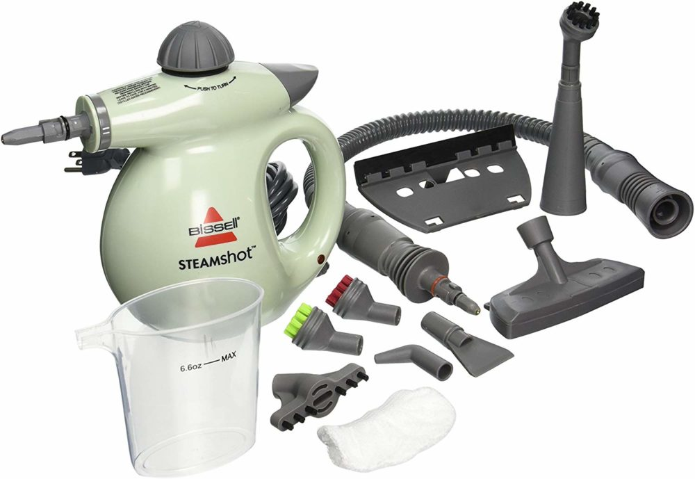 Bissell Steam Shot Deluxe Hard-Surface Cleaner Review
