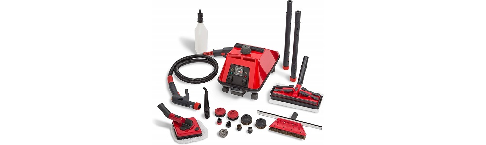 Sargent Steam Cleaner Cleaning System Review