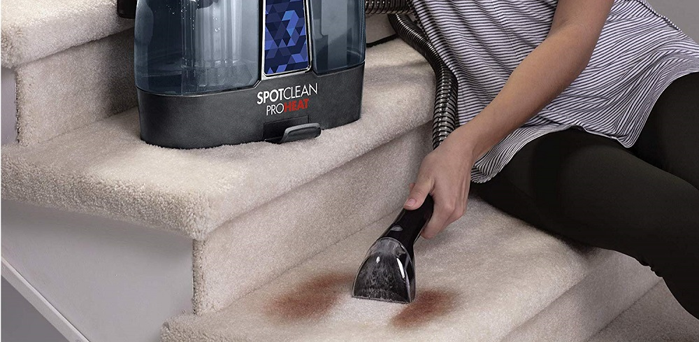 Bissell Pet Stain Eraser Portable Carpet Cleaner