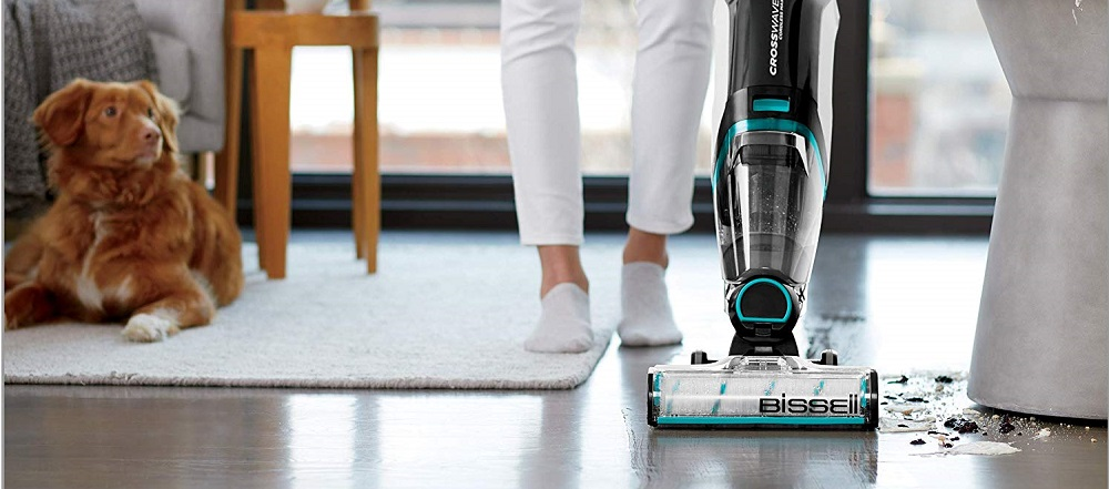 Bissell 2554A CrossWave Cordless Max Wet-Dry Vacuum Review