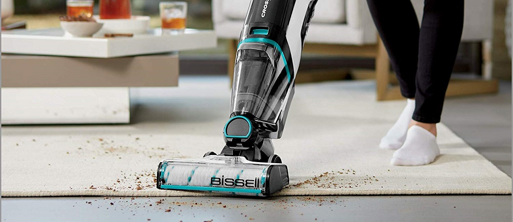 Bissell 2554A CrossWave Cordless Max