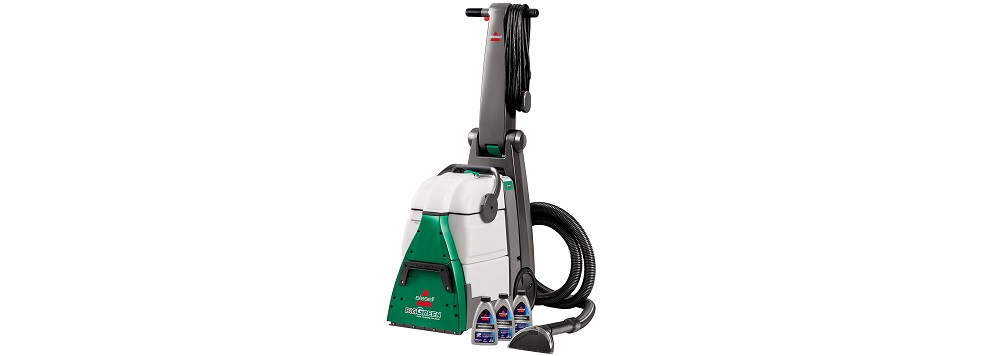 Bissell 86T3 Big Green Professional Carpet Cleaner Review