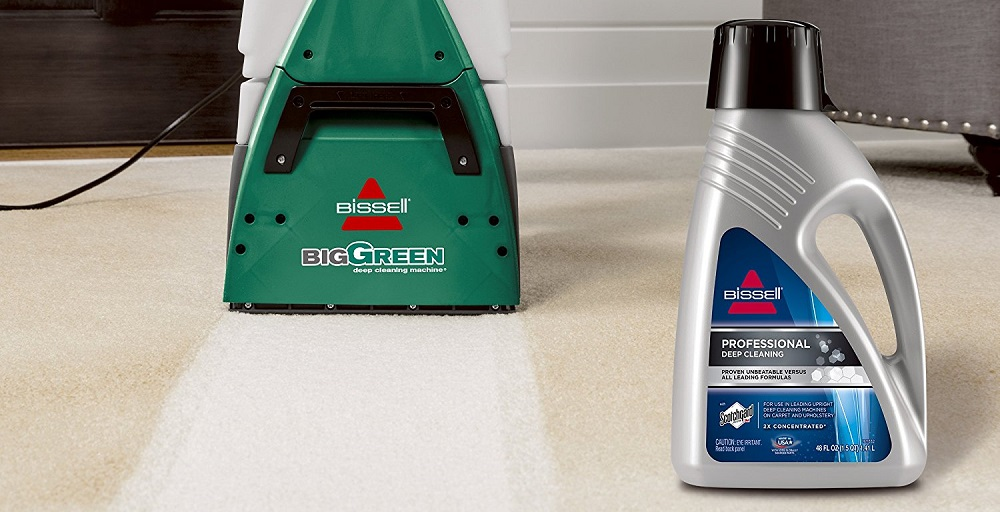 Bissell 86T3 Big Green Review