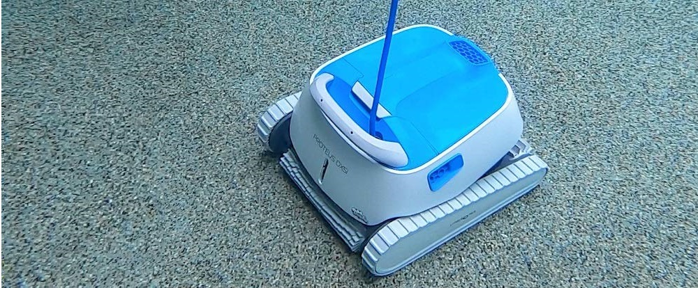 Dolphin Proteus DX5i Robotic Pool Cleaner Review