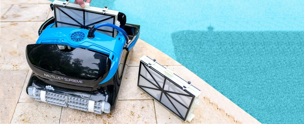Dolphin Nautilus CC Supreme Robotic Pool Cleaner