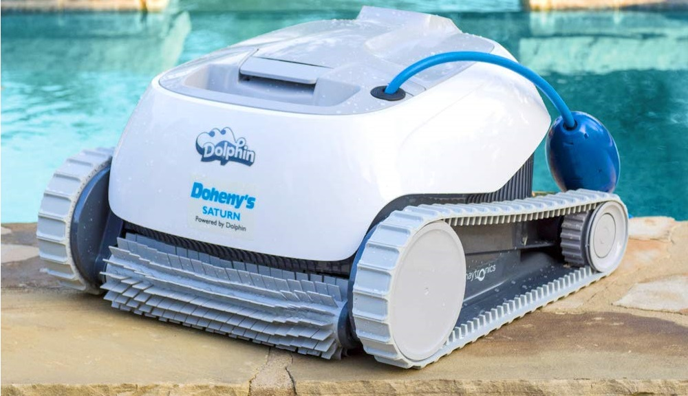 Dolphin Saturn Pool Cleaner