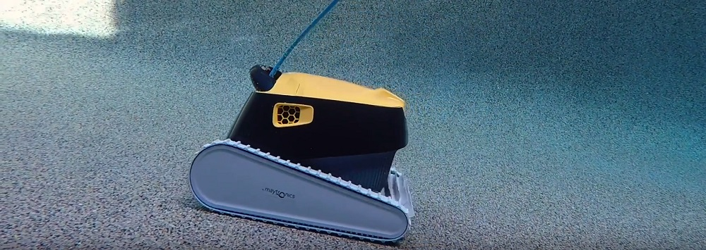 Dolphin Triton PS Inground Pool Cleaner Review